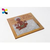 Buy cheap Sewing Binding A5 Size Custom Hardcover Book , Art Paper Hardback Photo Book Printing from wholesalers