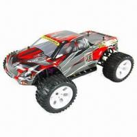 Buy cheap HSP 94111 1/10 Scale Electric 4WD Off-road Brontosaurus RTR RC Monster Truck from wholesalers