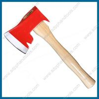 Quality A618-2 right hand axe and left hand axe with wood handle, axes and hatchet factory from china, axes manufacturer china for sale