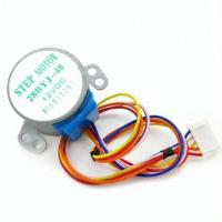 Buy cheap 5V 28BYJ-48 5 Wire Reduction Stepper Motor Stepper Driver Module 2 Years Warranty from wholesalers