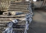 Buy cheap 1.2mm Wire Hot Dipped Galvanized Hexagon Metal Mesh from wholesalers