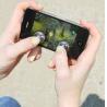 Game Controller Joystick , Metal Controller For iPhone 4 iPhone 4S  Manufactures