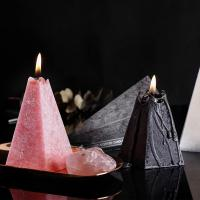 Buy cheap Home Decoration Cone Shape Scented Soy Wax Candle With Luxury Candle Packaging Box from wholesalers