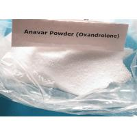 Buy cheap Factory Supply Steroid Powder Oxandrolone Anavar For Fat Loss CAS 53-39-4 from wholesalers