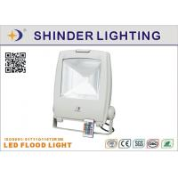 Buy cheap DMX Remote Waterproof Color Changing LED Flood Lights , RGB LED Floodlights from wholesalers