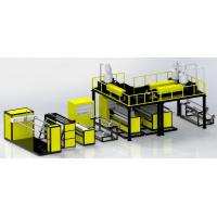 Buy cheap Zhejian Vinot 50 - 150kg / H Output Air Bubble Manufacturing Machine Safe Design product