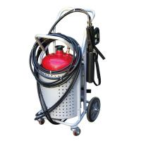 Buy cheap Trolley Water Mist Fire Extinguisher For Firefight Rescue 6.0 Bar Work Pressure from wholesalers