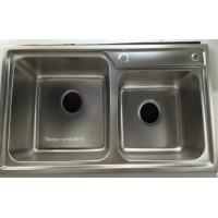 Buy cheap China Factory Suppy Stainless Steel Kitchen Sink WY-7239D product