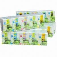 Buy cheap Mini Pocket Tissue, Available in White, Measuring 21 x 15cm x 3-ply from wholesalers