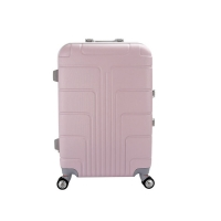 Wholesale ISO9001 210D Lining 0.8mm OEM ABS Stylish Trolley Suitcase from china suppliers