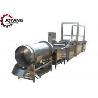 Buy cheap All In One Automatic Potato Chips Making Machine For Cutting And Blanching from wholesalers