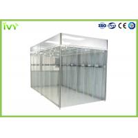 Wholesale Portable Clean Room Environment , Industrial Clean Room Clean Grade Class 100 - 100000 from china suppliers