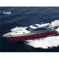 Buy cheap Diesel Engine FRP Fiberglass Sport Motor Yachts / 70 Feet High Speed Boat product