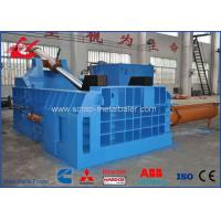 Buy cheap 250 Ton Side Push Out Hydraulic Metal Baler Scrap Steel Baling Press Machine CE Certificated from wholesalers