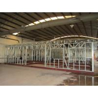 Buy cheap Light Weight Light Steel Structure Frame Houses from wholesalers