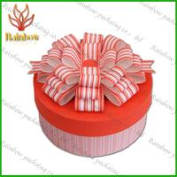 Buy cheap Pink and Orange Colorful Gift Box Paper Box Packaging Recycable Paper Box from wholesalers