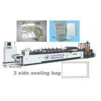 Buy cheap LC-400T 3 side sealing bag machine from wholesalers