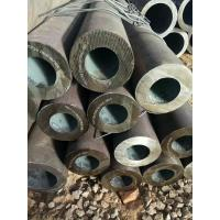Buy cheap ESR Grade Seamless Steel Pipe SAE 4130 / En 41B  OD 155mm X ID 110mm Hollow Pipe from wholesalers