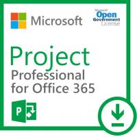 Buy cheap Professional MS Project License , Office 365 Open Gov Project Professional License from wholesalers