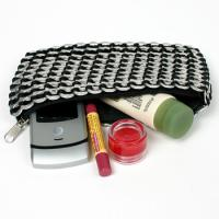 Buy cheap TPU Material See Through Cosmetic Bag from wholesalers