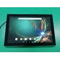 Buy cheap 10 Inch Auto Boot Up Kiosk Touch Screen Google Play Store Flush Wall POE Control Panel PC from wholesalers
