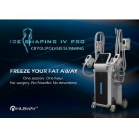 Buy cheap Popular Cryo freeze fat slimming cold lipolysis machine weight loss cryolipolysis machine from wholesalers