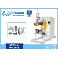 Buy cheap HWASHI 100KVA Automatic Stainless Steel Rolling Seam Welding Machine product