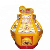 Buy cheap Electronic Lottery Gold Fort Prize Game Machine For Theater English Version from wholesalers