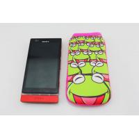 Wholesale Stylish Android Neoprene Phone Case with Elastic Closure For iPhone from china suppliers