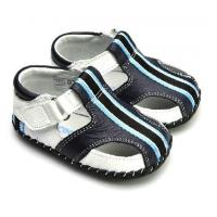 Wholesale High quality genuine leather soft sole baby shoes from china suppliers
