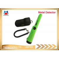 Buy cheap Mini Metal Detector Pro Pointer Hand Held Pinpointing Metal Detector from wholesalers