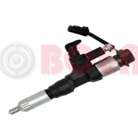 Buy cheap Injector Pump Parts Denso Common Rail Injector Unit 095000 5960 High Speed Steel Material from wholesalers