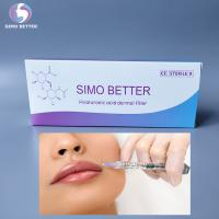Buy cheap Facial Mesotherapy Injectable Dermal Fillers Non Animal High Concentration from wholesalers