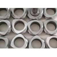 Wholesale Anti Wear Twin Screw Extruder Parts 65mm Polymer Compounding Application from china suppliers