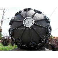 Buy cheap Mooring Rubber Fender with High-performance, Cylindrical, Pneumatic  type from wholesalers