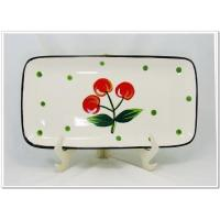 Buy cheap Porcelain Hand Painted Oblong Tray from wholesalers