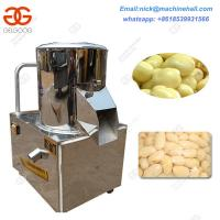Buy cheap Potato Washer for Sale|Electric Potato Peeler Machine|Potato Peeler Machine Manufactures|Potato Cleaning Machine Price from wholesalers