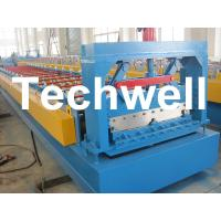 Buy cheap Manual, Hydraulic Decoiler Clip Lock Profile Standing Seam Roof Panel Roll Forming Machine from wholesalers