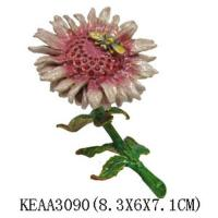 Wholesale Sunflower jewelry box KEAA3090 from china suppliers