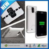 Buy cheap External Cell Phone Battery Case , Backup Charger Galaxy S5 Battery Case 4800mAh from wholesalers