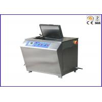 Buy cheap Stainless Steel Textile Testing Equipment AATCC 61 Launderometer For Textile from wholesalers