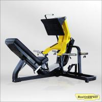 China Commercial  45 degree Leg Press Plate Loaded Gym Machine / Hammer Strength / Leg Press on sale