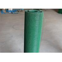 Buy cheap PVC Galvanized Welded Mesh Fencing 50x50mm Square Shaped Design  Bright Color from wholesalers