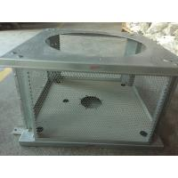 Buy cheap Communication Device Cabinet Sheet Metal Enclosure Fabrication Steel Material from wholesalers