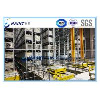 Wholesale AS RS Automatic Storage Retrieval System Improving Storage Space For Pallets from china suppliers