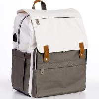 Buy cheap High Durability Waxed Canvas Baby Change Rucksack For Travelling from wholesalers