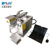 Wholesale Fiber Laser Source Laser Marker Machine Stainless Steel Surgical Logos Marking from china suppliers