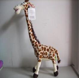 Wholesale Stuffed Plush Toys Stuffed animal sutffed giraffe from china suppliers