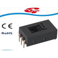 Buy cheap Solder Connector Panel Mount Slide Switch 250VAC For Electrical Equipments from wholesalers