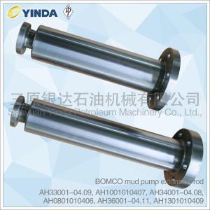 Wholesale BOMCO mud pump extension rod, AH33001-04.09, AH1001010407, AH34001-04.08, AH0801010406, AH36001-04.11, AH1301010409 from china suppliers